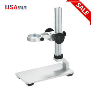 G600 Aluminum Alloy Stand Bracket Holder Lifting For Microscope us Shipping