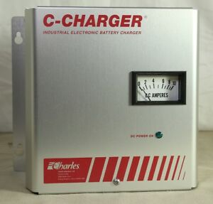 Charles Industries 120v Electronic Battery Charger