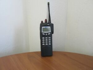 Ma com Harris P7100 Ip Ht7170t81e 2 Way Radio No Battery 5175 L