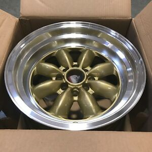 Xxr Wheel 513 15x8 Et 0 Gold Machine Deep Dish Lip Rim 4x100 4x114 3 4x4 5