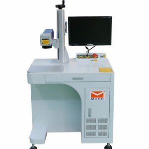 20w Fiber Laser Marking Machine Laser Engraver For Metal
