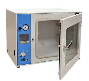 220v Lab Digital Vacuum Drying Box Drying Oven Cabinet Rt 10 200