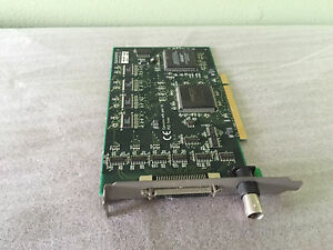 Diagnostic Instruments Inc P n 0457 Spot Imaging Solutions Pci Video Card Board