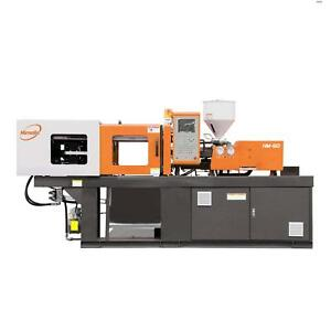 Himalia Hm50 Servo Motor Plastic Injection Molding Machine With Dryer Hopper And