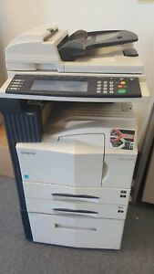 Kyocera Mita Km 3035 Multifunction Printer copier scanner fax Used