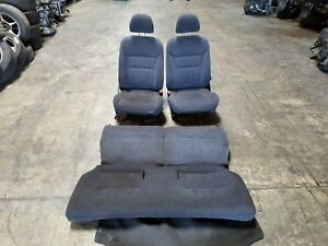 1996 1997 1998 1999 2000 Honda Civic Ek3 Jdm Seats 3dr Hatchback Front Rear Set