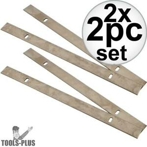 Jet 707401 Knives For 8 Jointer planer set Of 2 2x New