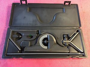 Usa Made Brown Sharpe 12 Inch Combination Square Set machinist Welding