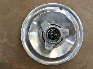 64 65 Dodge Wheel Cover Hubcap With Spinner Oem