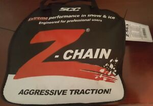 Security Chain Company Tire Cable Set Z 563 Z chain Traction Chains Set Of 2