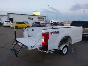 2017 18 Ford Super Duty F250 F350 New Take Off Pickup Truck Bed W Tailgate Step