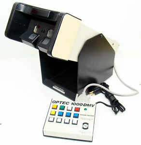 Stereo Optical Co Inc Optec 1000dmv Vision Tester