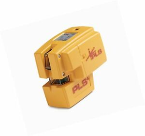 Pls 4 Red Cross Line Laser Level With Plumb Bob And Level Pls 60588 By Paci