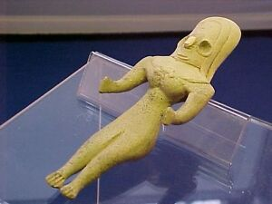 Ancient Indus Valley Mother Goddess Idol C 1000 B C