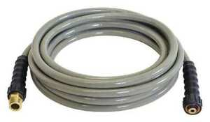 Cold Water Hose 5 16 In D 25 Ft Simpson 40225
