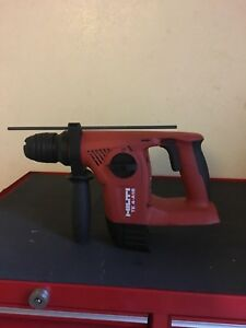 Hilti Te 4 a18 18v Cordless Rotary Hammer tool Only