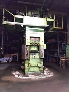 Cincinnati Hydroform Press 15 10 7 Metal Forming Machines Available Must Go