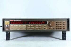 Keithley 236 Source Measure Unit 530336
