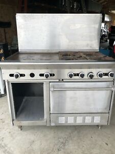 Commercial Garland Oven