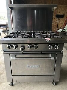 Garland Commercial Oven