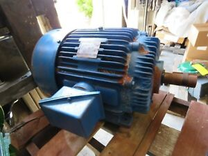 Marathon 20 Hp Motor Ta 286ttfs88768 286t 230 460v 1165 Rpm Repaired