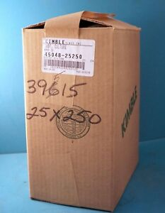 Kimble Kimax 45048 25250 25 X 250mm Culture Tubes Pack 24