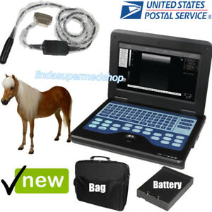 Contec Vet Veterinary Digtal Laptop Ultrasound Scanner 7 5m Rectal Linear Probe