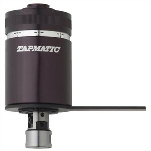 Tapmatic 50x 6 1 2 1 2 20 x Series Torque Control Self reverse Tapping Head