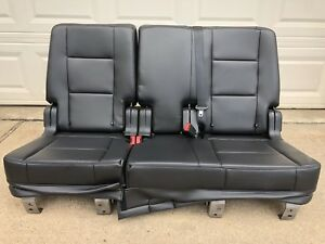 Ford Explorer Rear Seats second Row 2013 2017 Year Models May Fit More Years