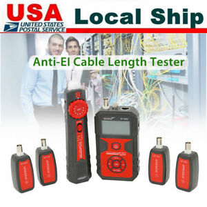 Noyafa Nf 858 Cable Length Tester Multifunction Digital Wire Tracker Lcd Display