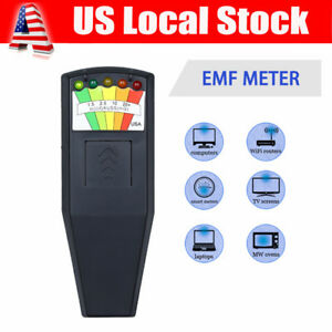 Electromagnetic Radiation Tester Detector Emf Meter For Pc electrical Box mobile