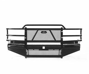 Ranch Hand Fbc011blr on Sale Legend Series Bumper 01 02 Chevy Silverado Hd