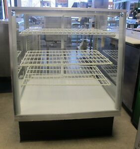 Spartan Showcase Dry Bakery Display Case 97048 36