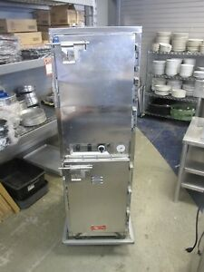 Hot Food Boxes Inc Heated Catering Transport holding Cabinet C7d2v