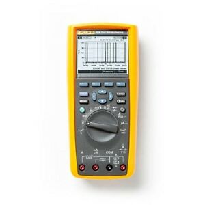 Fluke 289 True Rms Electronics Logging Digital Multimeter W Trend Capture