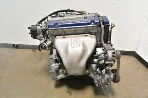 1997 2001 Honda Prelude Accord Jdm H23a Dohc Vtec Engine 97 01 H22a Replacement