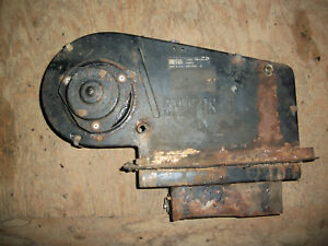 1973 Mgb Complete Heater Box Heater Core And Fan