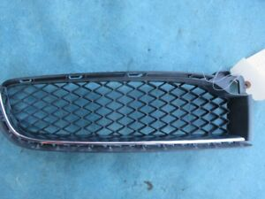 Rolls Royce Ghost Lci Front Bumper Cover Right Grill W Chrome 3829