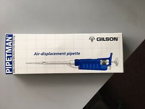 Rainin Pipetman f F5000 Fixed Volume Pipette 5ml New Made In France