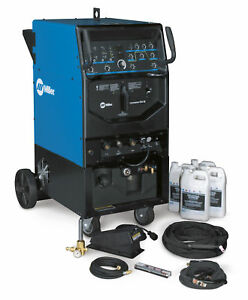 Miller Syncrowave 350 Lx Tig Welder 230 460 575 Volt With Free Shipping