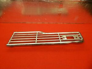 Used 57 Ford Fairlane Mainline Customline Rh Grille b7a 8150 c