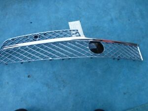 Bentley Continental Flying Spur Right Front Bumper Grille 4761
