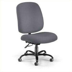 Scranton Co Big And Tall Office Chair In Gray