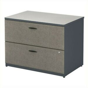 Scranton Co 36 Lateral File Cabinet In Slate