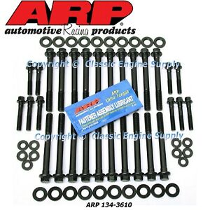 New Arp Hp Head Bolt Set Fits Some 2004 2015 Gm 4 8l 5 3l 5 7l Ls Engines