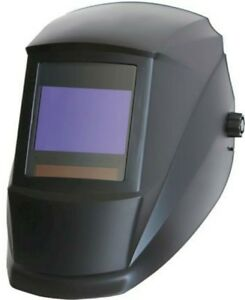 Auto Darkening Welding Helmet Large View Full Face Neck Shield Variable Shade