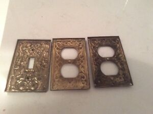 Vintage Switch Plate And Outlet Covers