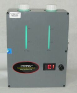 Hho Dry Cell Kit Hydrogen Generator Fuel Save Cyber Energy L3k System