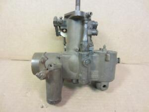 Rare Stromberg Type Ox3 Ox 3 Brass Carburetor