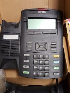 Nortel 1220 Ntys19 Ip Office Desk Business Phone Handset A4